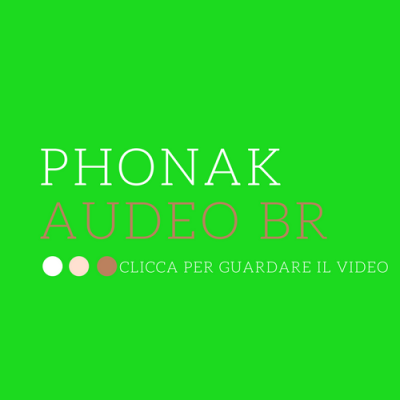 Phonak Audeo BR | Sento Centro Acustico Ragusa
