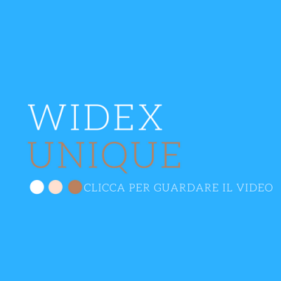 Widex Unique | Sento Centro Acustico Ragusa